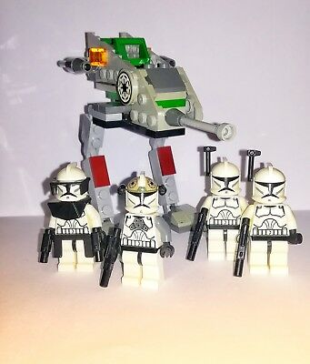 LEGO Star Wars Clone Walker Battle Packset 8014