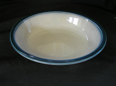 """Wedgwood Blue Pacific 9"""" Oval Vegetable Serving Bowl"""