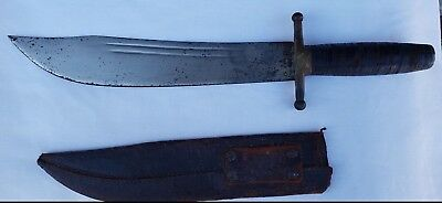 U.S. Antique Survival Knife with Scabbard