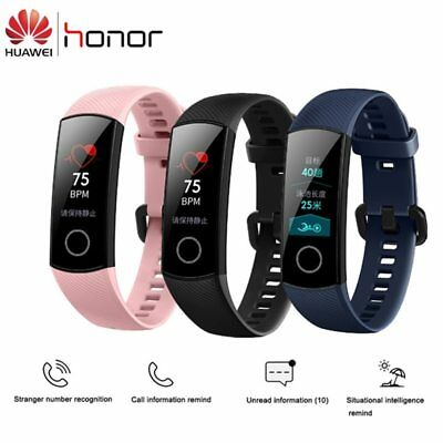 Original Huawei Honor Band 4 Smart Wristband Bracelet Heart Rate Sleep Monitor