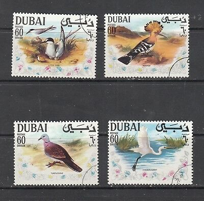 DUBAI BIRD STAMPS. Rfno.1398.