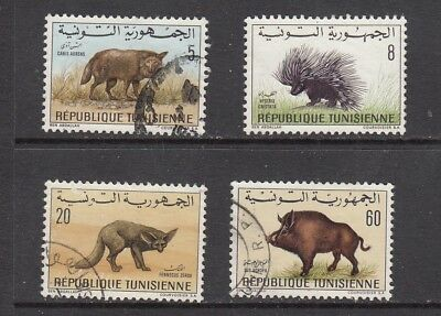 TUNISIA ANIMAL STAMPS. Rfno.643.