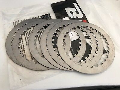 2000-2007 XR650R Tusk Clutch Kit Friction And Steel Plates xr650 xr 650r discs