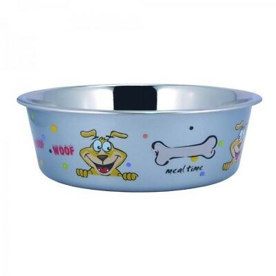 Boomer N ChaserSneaky Dog Design Stainless Steel Fusion Bowl Small