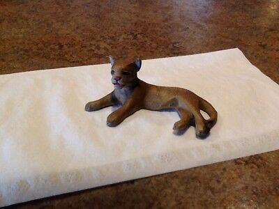 Vintage Lineol Composition Lion-Germany. Great Condition. MUST SEE