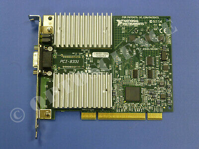 National Instruments PCI-8331 NI MXI-4 Interface Card