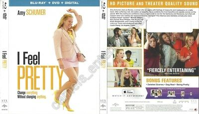 I Feel Pretty (Blu-ray SLIPCOVER ONLY * SLIPCOVER ONLY)