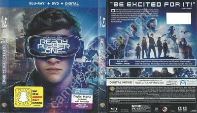 Ready Player One (Blu-ray SLIPCOVER ONLY * SLIPCOVER ONLY)