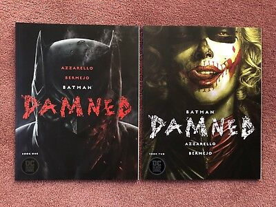 Batman Damned #1 CGC 9.8 White Pages - 1st Print