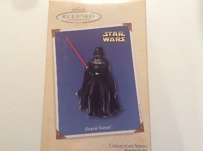 Hallmark: Star Wars: Darth Vader Ornament 2002
