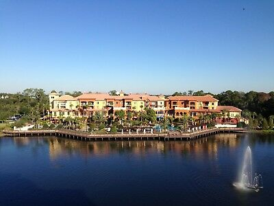 Bonnet Creek Resort 2 BR Deluxe 6 Nts  Feb 8-14, 2019