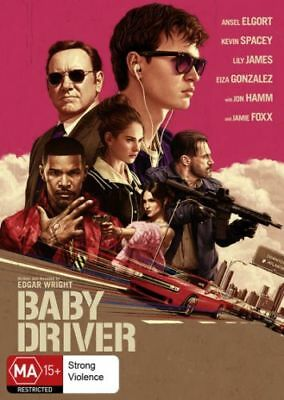 Baby Driver (2017) [New Dvd]