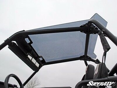 Polaris RZR XP 1000 Tinted Roof With Spoiler