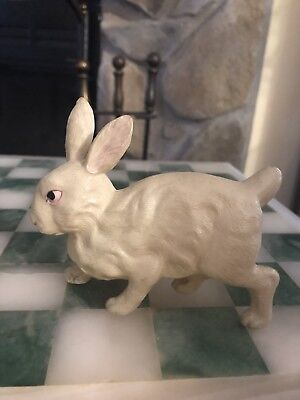 Vintage 1930 Celluloid Rabbit