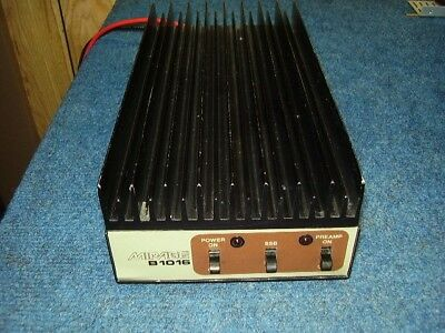Mirage B1016 2 Meter Amplifier, CW, SSB or FM,10 watts in 160 Watts out!