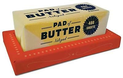 Pad of Butter by Chronicle Books (English) Hardcover Book Free Shipping!