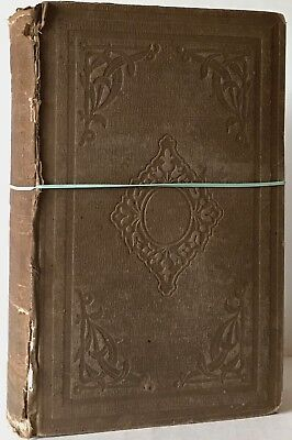 1858 Missionary Travels Researches South Africa Livingstone Illustrated Maps 1St