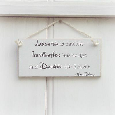 Disney Love Quotes Sign Wall Decor Anniversary Valentines Gift