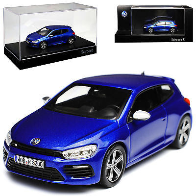 VW Volkswagen Scirocco R III Coupe Rising Blau Modell 2008-2017 Ab Facelift 20..