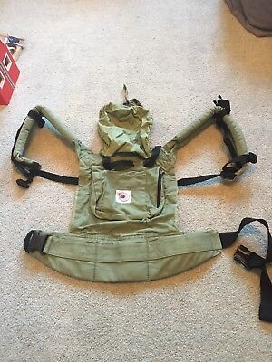Ergo baby carrier. Bought In Japan. Limited Colour.
