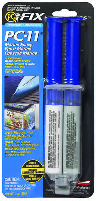 NEW! PC-11 Marine Grade All Purpose High Strength Epoxy 1 oz. 010112
