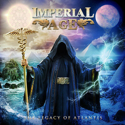Imperial Age : The Legacy of Atlantis CD (2018) ***NEW***