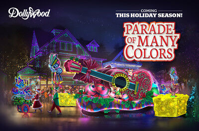 ✔ DOLLYWOOD TICKETS Child-$41 Senior-$49 Adult-$51.50 PRINT YOUR OWN TICKETS✔