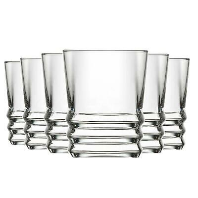6x Elegan Liqueur Shot Glass Glasses - 80ml