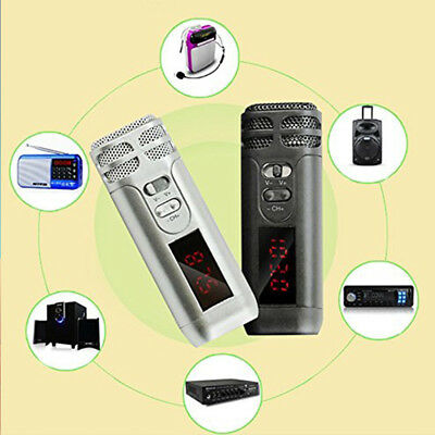 Microphone Handheld Mini Voice Amplifier Wireless Transmission Tour Guide USB