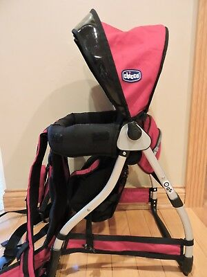 3baa313b69b Chicco Smart Support Travel Backpack Child Infant Toddler Carrier Hiking  Travel