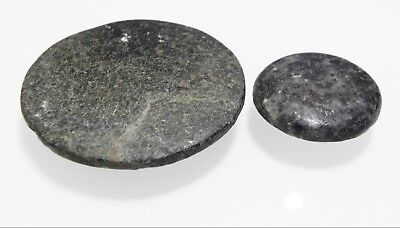 Zurqieh - As9991- Ancient Egyptian Stone Lids For Vessels, 1500 - 1075 B.c