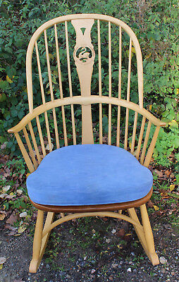 Wondrous Ercol Rare Limited Edition Swan Back Millenium Chairmakers Ncnpc Chair Design For Home Ncnpcorg