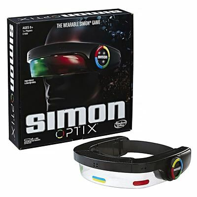 New Simon Optix Electronic Memory Game Lights & Sounds Hasbro Official