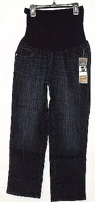 a0dfae550ae16 NWT OH BABY by Motherhood Secret Fit Belly Maternity Capri/Cropped Jeans 2  Sizes