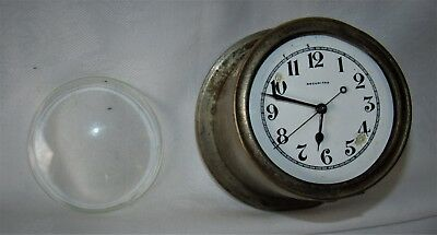 Interesting & Early Clock From A Vintage Car By 'Securitas'