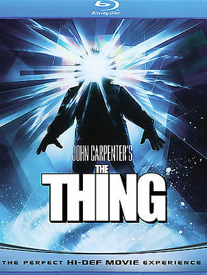 The Thing [Blu-ray] New DVD! Ships Fast!