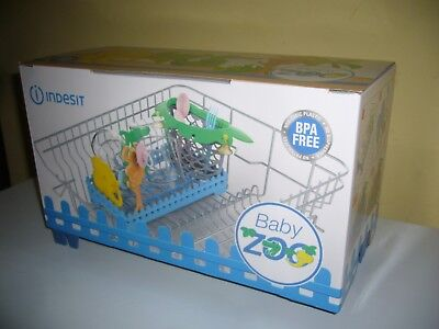 Indesit Dishwasher Baby Zoo Rack Tray Original New boxed