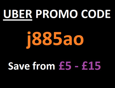 Uber.com At least 5 £ Off Discount UK for your first Uber Ride London Taxi Save