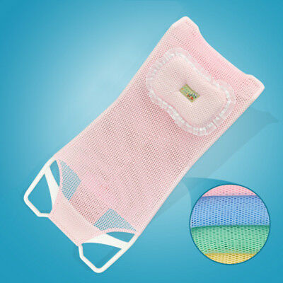 Baby Bathing Bed Gifts Safety Soft Pillow Assemble Toddler