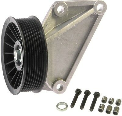 New Dorman 34189 A/c Compressor Bypass Pulley For Econoline Expedition Navigator