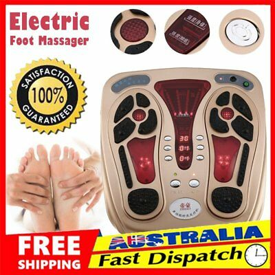 Circulation Medical Blood Booster Infrared Electromagnetic Home Foot Massager SN