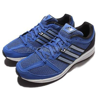 15e1270b928bbc adidas Mana RC Bounce M Blue Black White Men Running Shoes Sneakers B72975