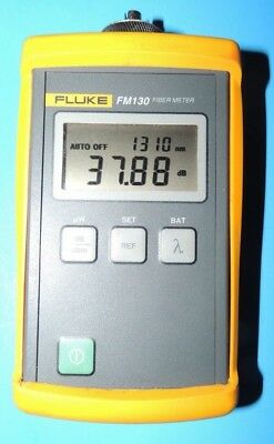 Fluke FM130 Fiber Optic Power Meter