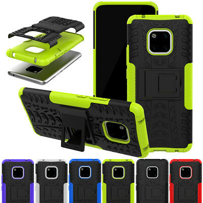 For Huawei Mate 20 Pro Hybrid Shockproof Rugged Heavy Duty Armor Case Hard Cover