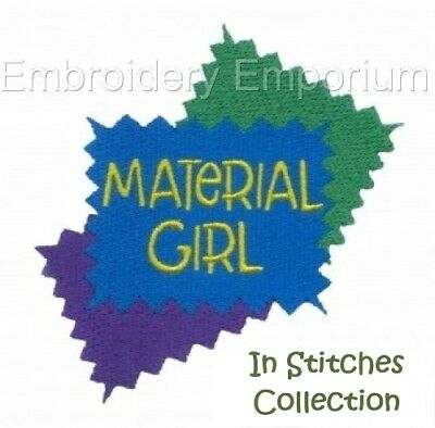 In Stitches Collection - Machine Embroidery Designs On Cd