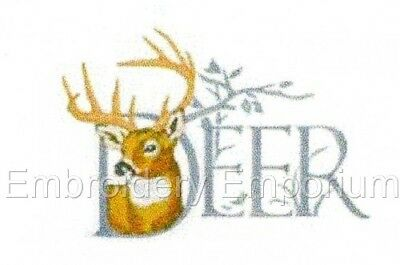 Word Wildlife Collection - Machine Embroidery Designs On Cd