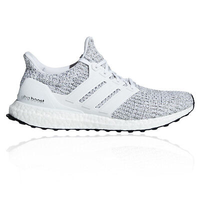100% authentic c226d 527b2 adidas Mens UltraBOOST Running Shoes Trainers Sneakers Grey White Sports