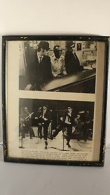 cinema blues brothers picture framed