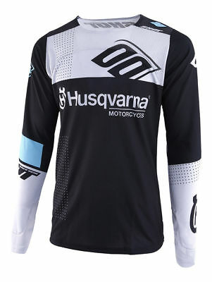 New 2019 Adult Shot Aerolite Delta Husqvarna Motocross Mx Enduro Team Jersey