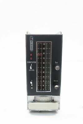 Moore 15250-6S7 Single Loop Chart Recorder Controller